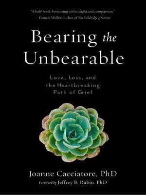 cover image of Bearing the Unbearable