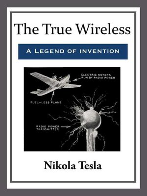 cover image of The True Wireless