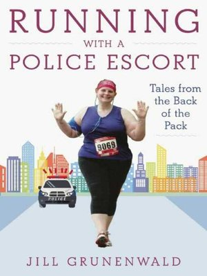 cover image of Running with a Police Escort