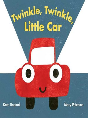 cover image of Twinkle, Twinkle, Little Car
