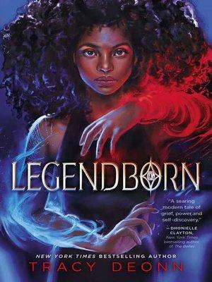 cover image of Legendborn