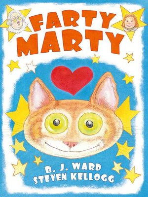 cover image of Farty Marty