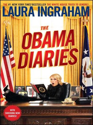 cover image of The Obama Diaries