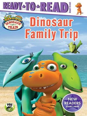 cover image of Dinosaur Family Trip