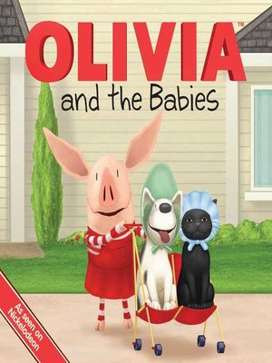cover image of Olivia and the Babies
