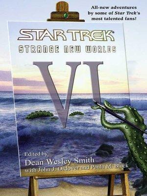 cover image of Strange New Worlds VI