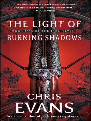 cover image of The Light of Burning Shadows