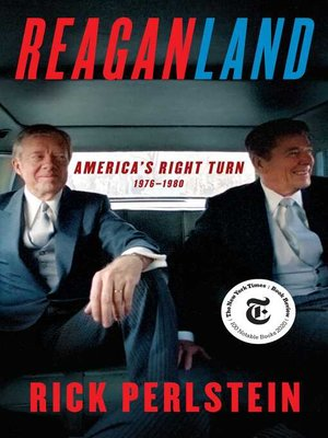 cover image of Reaganland