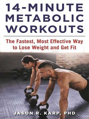 cover image of 14-Minute Metabolic Workouts