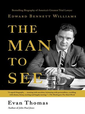 cover image of The Man to See