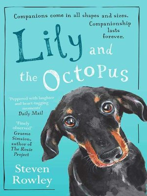 cover image of Lily and the Octopus