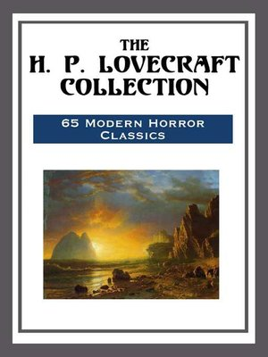 cover image of The H. P. Lovecraft Collection