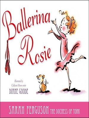 cover image of Ballerina Rosie