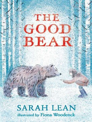 cover image of The Good Bear