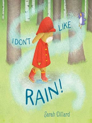 cover image of I Don't Like Rain!