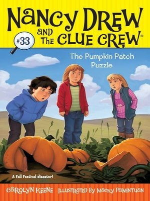 cover image of The Pumpkin Patch Puzzle