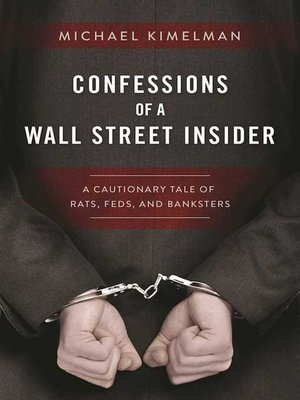 cover image of Confessions of a Wall Street Insider