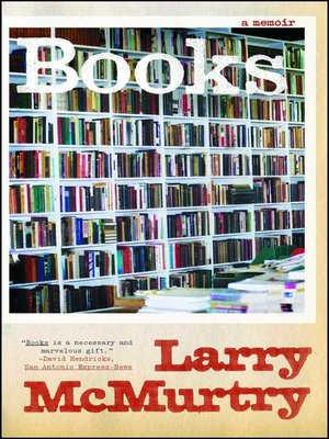 cover image of Books
