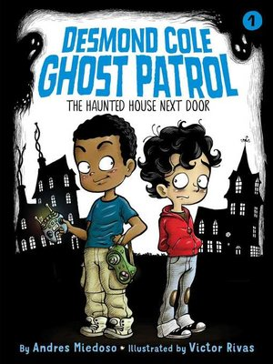 cover image of The Haunted House Next Door