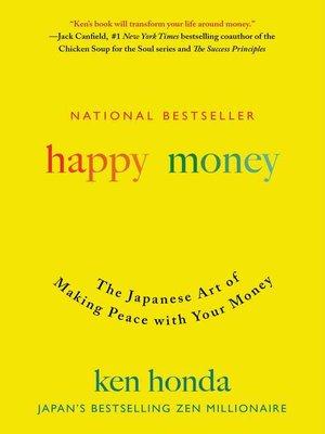 cover image of Happy Money