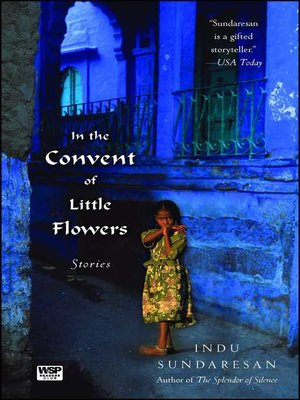 cover image of In the Convent of Little Flowers