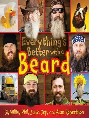cover image of Everything's Better with a Beard