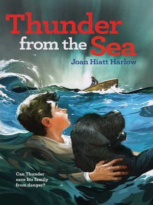 cover image of Thunder from the Sea