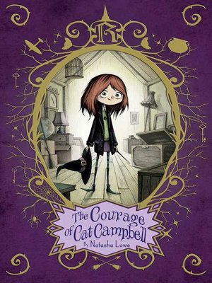 cover image of The Courage of Cat Campbell