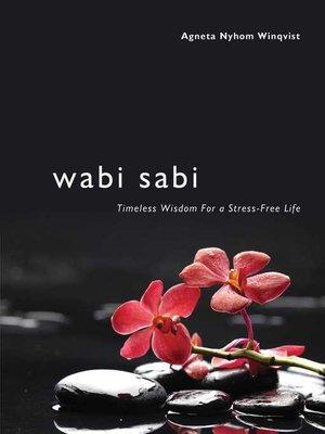 cover image of Wabi Sabi