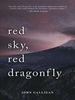 cover image of Red Sky, Red Dragonfly