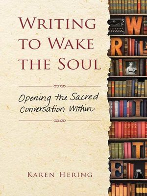 cover image of Writing to Wake the Soul