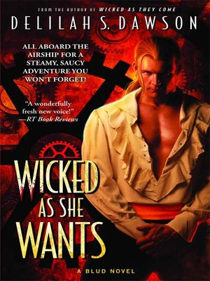 cover image of Wicked as She Wants