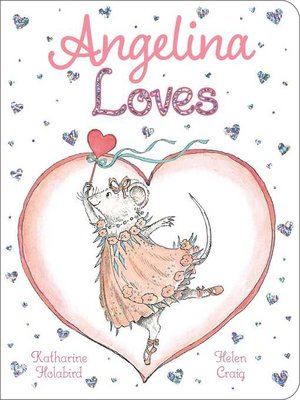 cover image of Angelina Loves