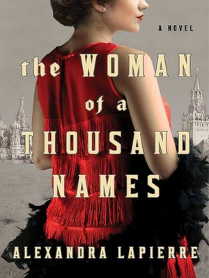 cover image of The Woman of a Thousand Names