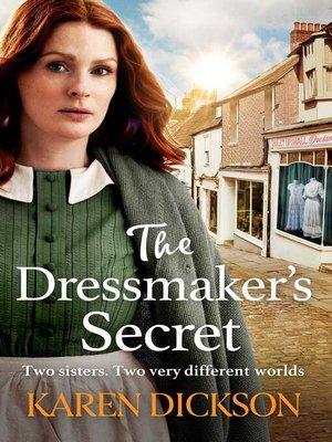 cover image of The Dressmaker's Secret