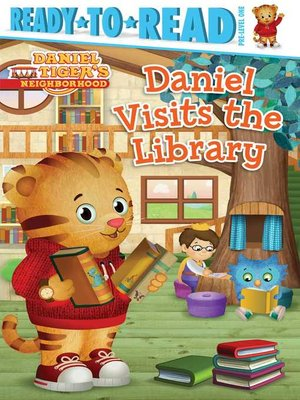 cover image of Daniel Visits the Library