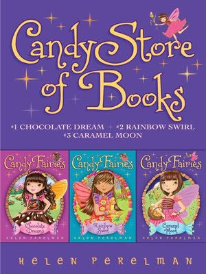 cover image of Candy Store of Books