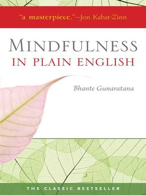 cover image of Mindfulness in Plain English