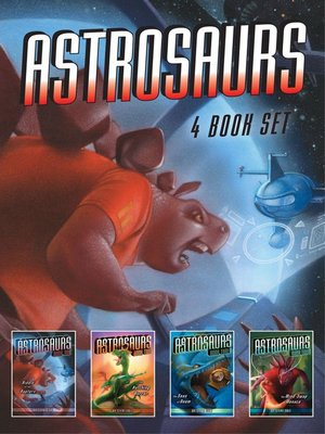 cover image of Astrosaurs 4 Book Set