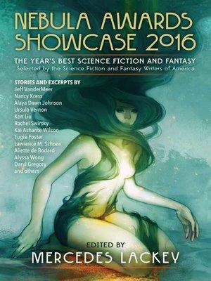 cover image of Nebula Awards Showcase 2016