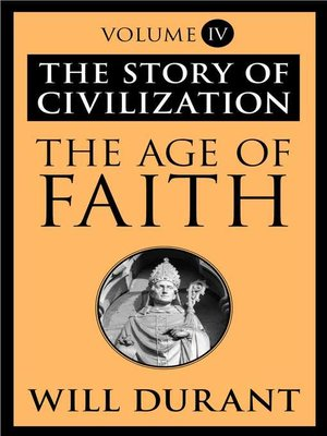 cover image of The Age of Faith