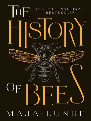 cover image of The History of Bees