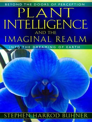 plant intelligence and the imaginal realm pdf