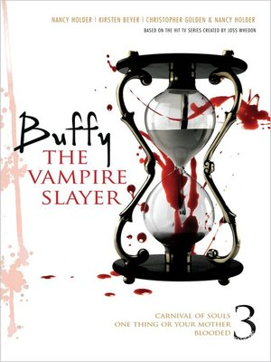 cover image of Buffy the Vampire Slayer 3