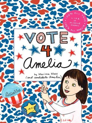 cover image of Vote 4 Amelia