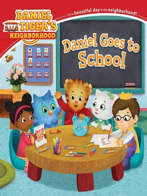 cover image of Daniel Goes to School