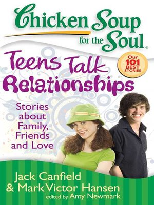 cover image of Teens Talk Relationships