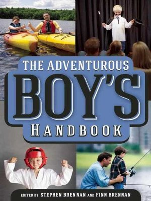 cover image of The Adventurous Boy's Handbook