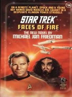 cover image of Faces of Fire