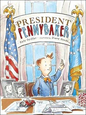 cover image of President Pennybaker